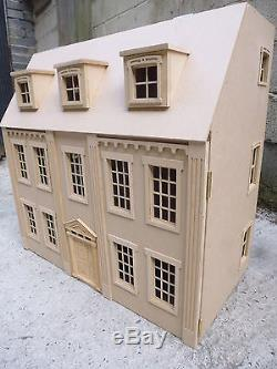 1/12 Dolls House Eaton House 6 rooms 30 Kit By DHD dolls house direct