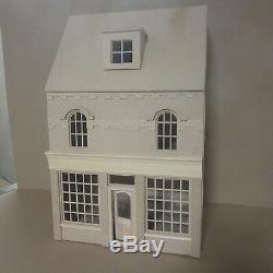 1/12 scale Dolls House Burford Shop Georgian KIT DHD 1601