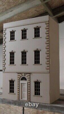 1/12 scale Dolls House Devizes House 6 rooms kit by DHD