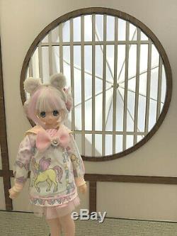 1/6 Scale Doll Figure Japanese Diorama Room Box Tatami Dollhouse LOT of 2 Ruruko