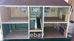 116th Scale Vintage Triang Princess Dolls House