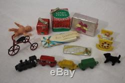 123 Piece Vintage Doll House Lot 5 Dolls, Furniture, Dishes, Toys & Accessories