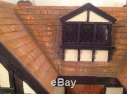 12th Scale Tudor Dolls House