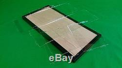 20 x 15 x 15 Inch Table Top Acrylic Display Case for Doll, Dollhouses, miniature