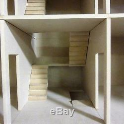 24th scale Dolls House Dalton 10 Room House by Dolls House Direct