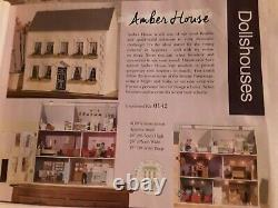 AMBER 12th Scale MDF Dollhouse Kit