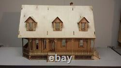 Alisha Country 124 Scale Dollhouse Kit