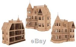 Amazing Mansion Dollhouse