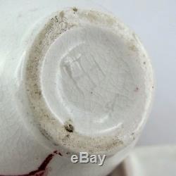 Ancien Service de Toilette Miniature Faïence LUNEVILLE KG dinette/gien/toy size