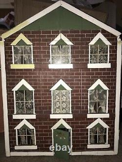 Antique Early Victorian Dolls House For Restoration