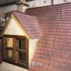 Antique Edwardian Dolls House