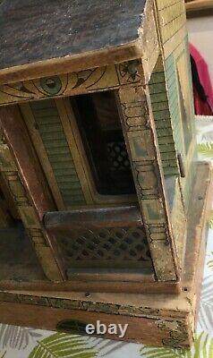 Antique Vintage Bliss Dolls House