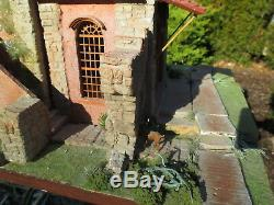 Artisan Bill Lankford 1/2 Half Inch Scale Rosita's Cantina Dollhouse Miniatures