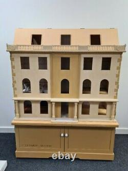 Ashcombe Manor Dolls House With An Extensive Collection Of Accessories CS M30