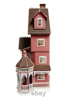 Ashley B Gothic Dolls House Milled Siding 148 1/4 inch Laser Cut Flat Pack Kit