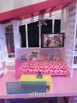 Barbie 3 Storey Dream House Play Set