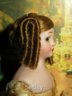Beautiful Original Antique 7 Simon & Halbig Little Women Lady Doll #1160
