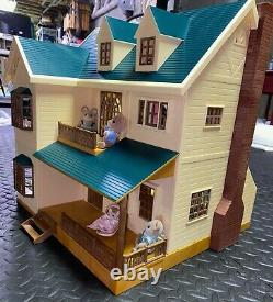 Calico Critters Delux Village House