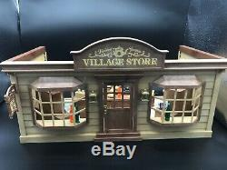 Calico Critters Sylvanian Families Village Store Vintage Tomy Grocery Store RARE