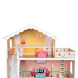 Casa di bambola Casa di Barbie Bambole Miniature Accessori Violetta Baby Vivo