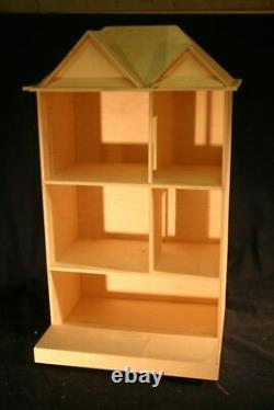 Clairmont 1 Inch Scale Dollhouse Kit By Majestic Mansions