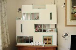 Clearview' Modern/Art Deco 1/12th scale House by Miaim
