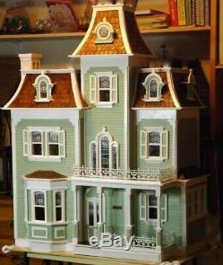Collectors American Dolls House by Greenleaf- Beacon Hill 1/12th scale