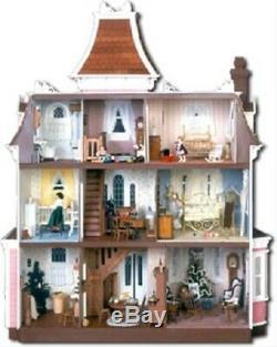DH8002 Beacon Hill Dollhouse Kit