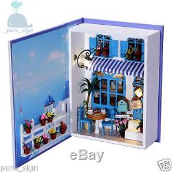 DIY Handcraft Miniature Project Kit My Summer Holiday Diary n Greece Dolls House