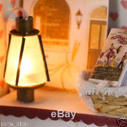 DIY Handcraft Miniature Project Kit My tenderness Memories Dolls House