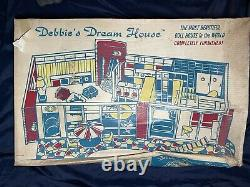 Debbie's Dream House By Deluxe Reading USA Vintage 1963