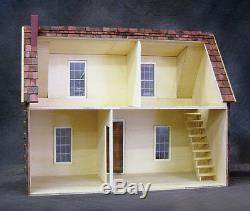 Dollhouse Kit Adirondack Log Cabin J550