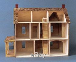 Dollhouse Kit Ponderosa Log Cabin L1781