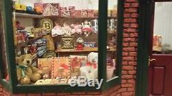 Dollhouse Miniature Artisan Bimini Toy Shop Room Box