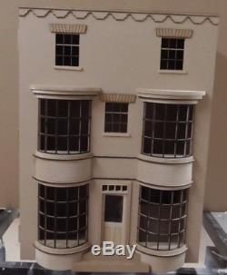 Dolls House 1/12 scale Market Street No2 (Diagon Alley) KIT by DHD