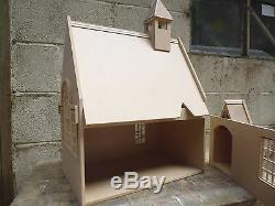 Dolls House 1/12 scale Village School Kit DHD040