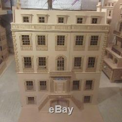 Dolls House 1/12th The Highcliff Manor House inc Attic DHD 44 wide