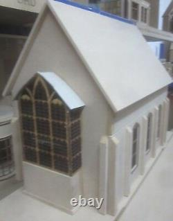 Dolls House 24th scale Great Hall Inspired by Harry Potter KIT by DHD
