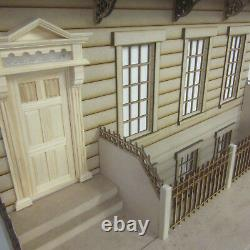 Dolls House 24th scale The Knightsbridge House in kit DHD 24-03