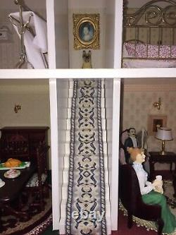 Dolls house Collectors (classical House From Doll house Emporium) With Furni
