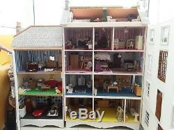 Dolls house. Very large. Handmade