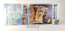 Dura-Craft Wood Doll House & Furniture Kit SHENANDOAH Log Cabin SD 185 112