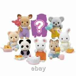 EPOCH Sylvanian Families Doll Baby Collection BABY SWEETS series 5 Box (x 16pcs)