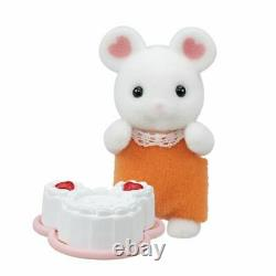 EPOCH Sylvanian Families Doll Baby Collection BABY SWEETS series Box of 16 packs