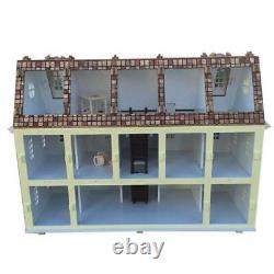 English Manor Dollhouse Kit