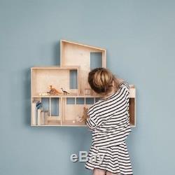 Funkis Miniature Puppenhaus groß Ferm Living