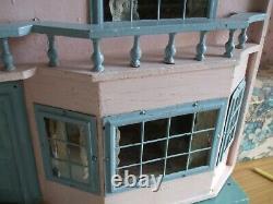 G&J Lines Triang Dolls House Vintage Antique for tlc LARGE DOLLSHOUSE