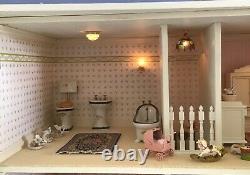 Georgian dolls house