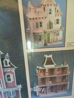 Greenleaf Doll House Kit The Beacon Hill