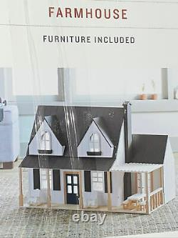 Hearth & Hand with Magnolia wooden Farmhouse Dollhouse KIDS TOY CHILDS JOANNA